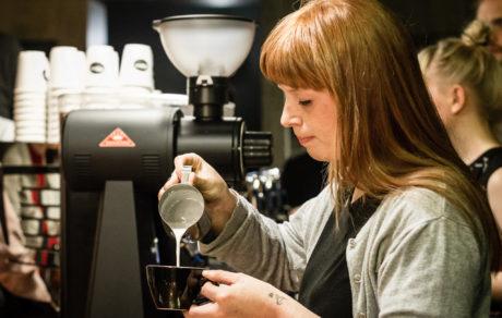 London Latte Art Smackdown - #smackdown16 - Round Four
