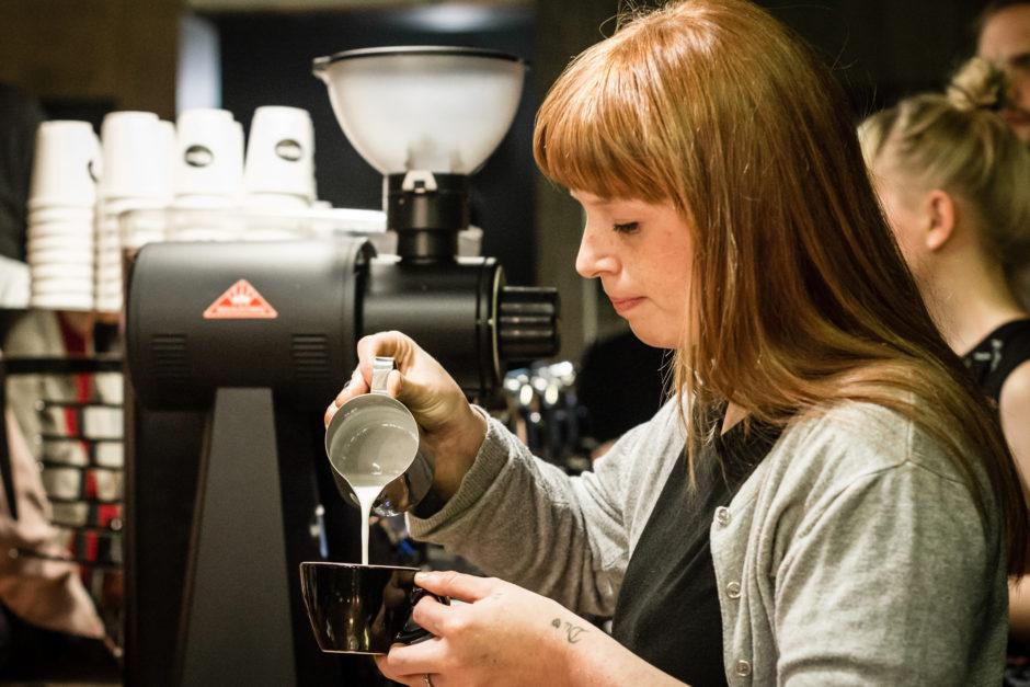 London Latte Art Smackdown - #smackdown16 - Round Four Feature Image